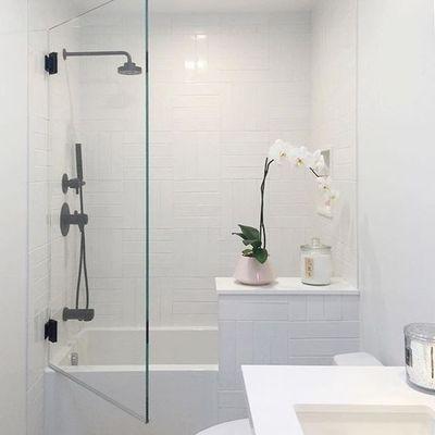 Параван за баня 108